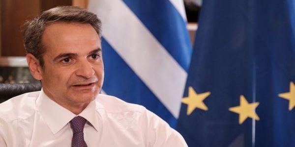 Μητσοτάκης στους FT: Η Ελλάδα δεν θα δεχθεί όρους για το Ταμείο Ανάκαμψης