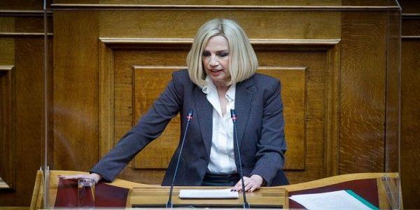 """Γεννηματά: """"Εξαντλήσατε την υπομονή των πολιτών"""" - Ειδήσεις Pancreta"""