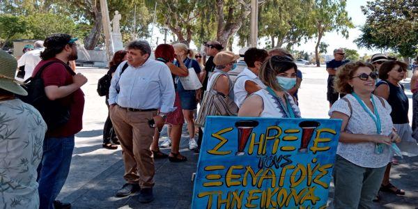 Ν. Ηγουμενίδης για Θεοχάρη: «Θλιβερός & εκπρόσωπος μιας πολιτικής που βλάπτει το τουριστικό προϊόν της Κρήτης» - Ειδήσεις Pancreta