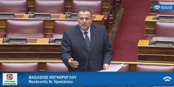 Β. Κεγκέρογλου: «Αξιοποίηση του αεροδρομίου «Ν.Καζαντζάκης» προς όφελος της τοπικής κοινωνίας» - Ειδήσεις Pancreta