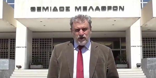 «Ελλάδα - O άλλος δρόμος» το νέο κόμμα, που ίδρυσε ο Νότης Μαριάς (video) - Ειδήσεις Pancreta