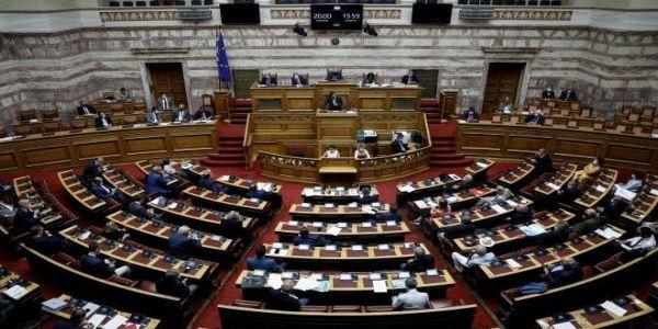 «Κόντρα» στη Βουλή για τα μέτρα στήριξης για «Ιανό» και πανδημία - Ειδήσεις Pancreta