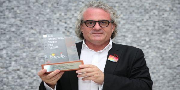 """Δεύτερο διεθνές βραβείο για την ταινία """"ΔΗΛΟΣ 2015"""" του Αντώνη Θεοχάρη Κιούκα - Ειδήσεις Pancreta"""