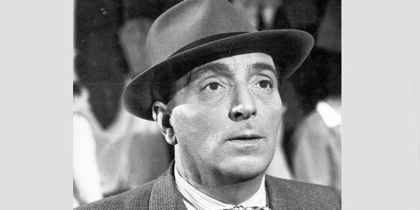 Βασίλης Λογοθετίδης,ηθοποιός (1898 – 20 Φεβρουαρίου 1960)