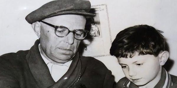 Ο παππούς μου ο Ορέστης Μακρής - Ειδήσεις Pancreta
