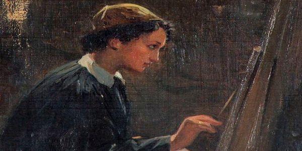 Ελένη Μπούκουρα - Αλταμούρα: Η πρώτη γυναίκα ζωγράφος της Μετεπαναστατικής Ελλάδας - Ειδήσεις Pancreta