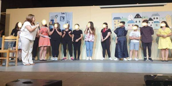Ξεκίνησε το «3ο Μαθητικό Καλλιτεχνικό Φεστιβάλ»-Μικροί και μεγάλοι χθες στο κηποθέατρο «Μάνος Χατζιδάκις»