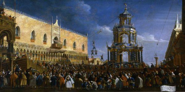 Το καρναβάλι της Βενετίας στην τέχνη - Ειδήσεις Pancreta