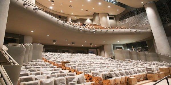 Η Συμφωνική Ορχήστρα της ΕΡΤ στα εγκαίνια του Πολιτιστικού και Συνεδριακού Κέντρου Ηρακλείου