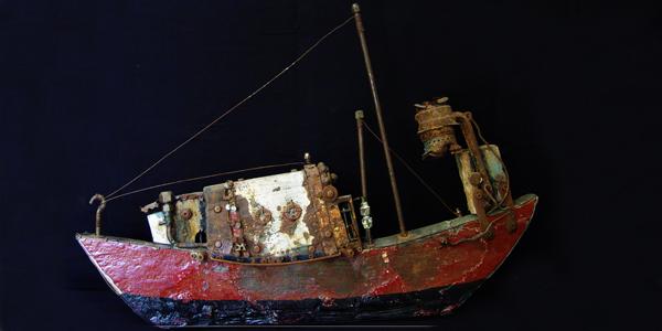 Γιώργος Σταυρακάκης: Οι δράκοι της θάλασσας - Ειδήσεις Pancreta