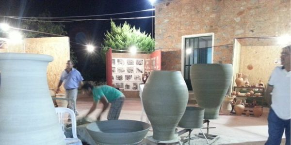 Γιορτή του Θραψανιώτη Αγγειοπλάστη για 33η χρονιά - Ειδήσεις Pancreta