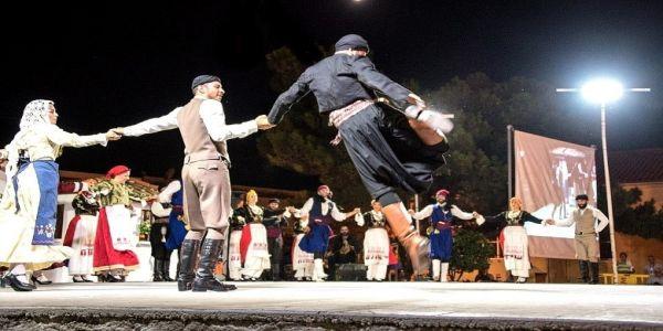 «Παλιού καιρού αθιβολές» από το Θεατρικό Εργαστήρι Χορού την Τετάρτη 15 Σεπτεμβρίου - Ειδήσεις Pancreta