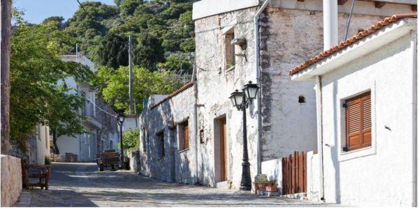 Το χωριό στην Κρήτη όπου εντοπίζεται ο πλάτανος του Καζαντζάκη - Ειδήσεις Pancreta