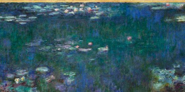 Εικονική περιήγηση στο Musée de l'Orangerie και στα νούφαρα του Κλωντ Μονέ | Pancreta Ειδήσεις