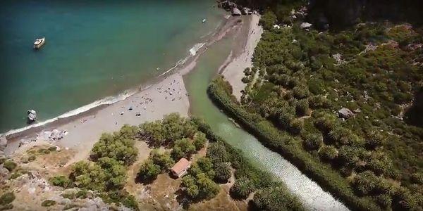 Πρέβελη, ένας επίγειος παράδεισος (video) - Ειδήσεις Pancreta