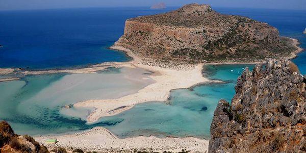 Οι ωραιότερες παραλίες της Κρήτης από ψηλά (video) - Ειδήσεις Pancreta