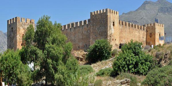 Φρούριο Φραγκοκάστελο (photos) - Ειδήσεις Pancreta