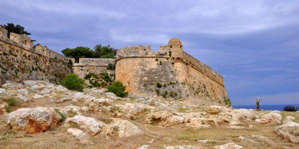 Ρέθυμνο: Μια ματιά στο φρούριο της Φορτέτσας - Ειδήσεις Pancreta