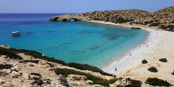 Γαύδος: Παραλία Τρυπητή - Ειδήσεις Pancreta
