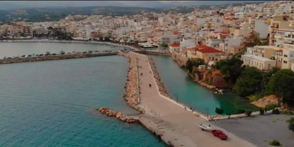 Σητεία: Το διαμάντι της Κρήτης από ψηλά (Βίντεο) - Ειδήσεις Pancreta