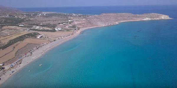 Ξερόκαμπος: Το άγνωστο διαμάντι της Κρήτης με τα κρυστάλλινα νερά (φωτο & βίντεο) - Ειδήσεις Pancreta