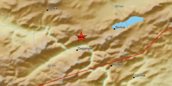Ισχυρός σεισμός 6,8 Ρίχτερ στην Τουρκία