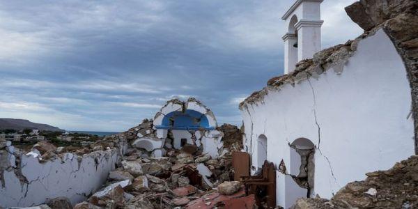 Στην Σητεία ο Πλακιωτάκης - Συσκέψεις μετά τον σεισμό των 6,3 Ρίχτερ - Ειδήσεις Pancreta