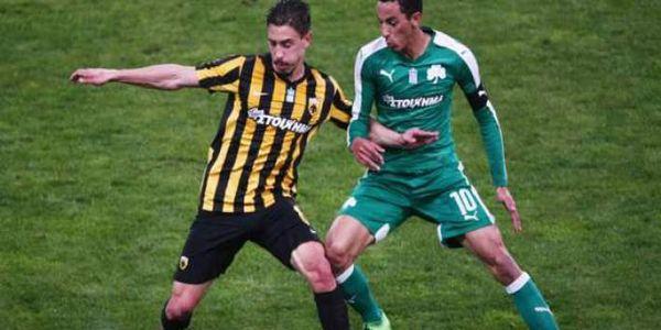 Με γκολ του Βάργκας στο 78' η ΑΕΚ κέρδισε 1-0 και τον Παναθηναϊκό στο ΟΑΚΑ - Ειδήσεις Pancreta