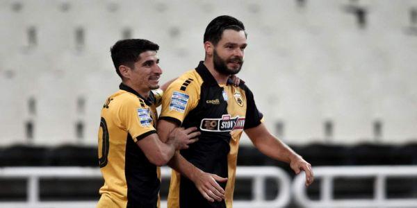 Αγχωτική και δύσκολη νίκη για την ΑΕΚ επί του ΟΦΗ - Ειδήσεις Pancreta