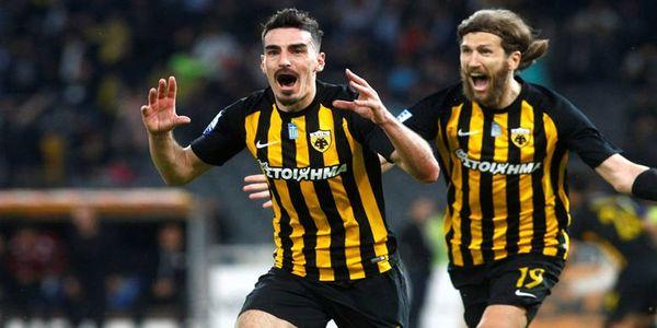 Ο Χριστοδουλόπουλος έστειλε στον τελικό την ΑΕΚ