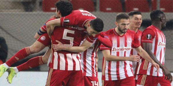 Europa League, Ολυμπιακός-Αϊντχόφεν 4-2: Τεσσάρα θριάμβου και μισή πρόκριση - Ειδήσεις Pancreta