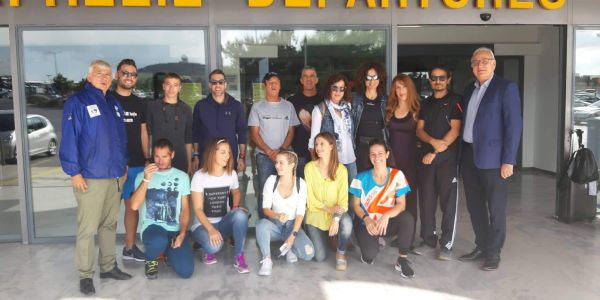 Αναχώρησε η «Εθνική Κρήτης» για τον Μαραθώνιο με τις ευχές Περιφέρειας και ΣΕΓΑΣ - Ειδήσεις Pancreta