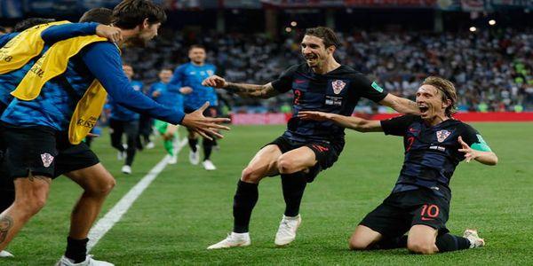 Διέλυσαν την Αργεντινή οι Κροάτες και πάνε στους 16