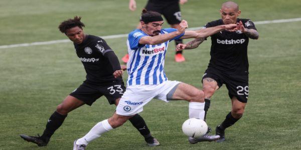 ΟΦΗ- Ατρόμητος: Ισόπαλοι 1-1 στο Ηράκλειο - Ειδήσεις Pancreta