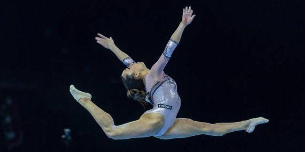 Προπονούνταν σε γκαράζ, κατέκτησε χάλκινο μετάλλιο χορεύοντας το Bella Ciao (Βίντεο) - Ειδήσεις Pancreta