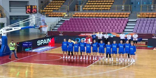 Με επιτυχία πραγματοποιήθηκαν στο Ηράκλειο τα προκριματικά του Ευρωμπάσκετ Γυναικών - Ειδήσεις Pancreta