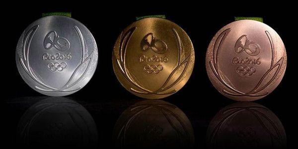 Eλαττωματικά τα μετάλλια του Ρίο - Ειδήσεις Pancreta
