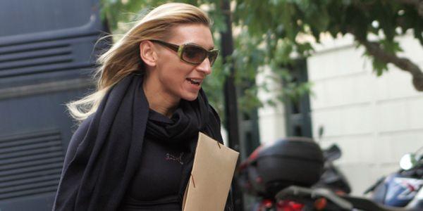Ελληνική Δικαιοσύνη: «Εν αγνοία της η Φανή Χαλκιά πήρε νοθευμένα σκευάσματα» - Ειδήσεις Pancreta