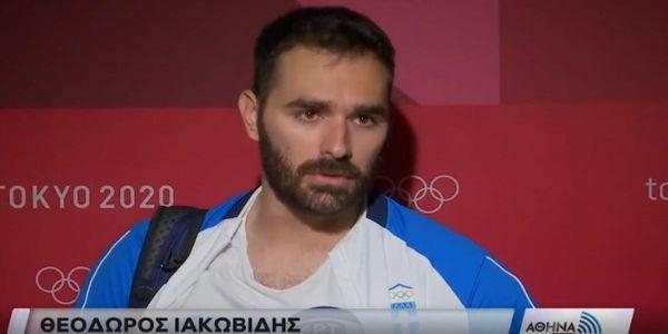 Θ. Ιακωβίδης ξεσπώντας σε κλάματα: «Ήταν ο τελευταίος μου αγώνας, δεν αντέχω άλλο αυτήν την κατάσταση» - Ειδήσεις Pancreta