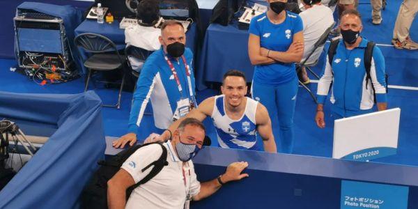 Ολυμπιακοί Αγώνες: Πρώτος και καλύτερος στα προκριματικά για τον τελικό ο Λευτέρης Πετρούνιας - Ειδήσεις Pancreta