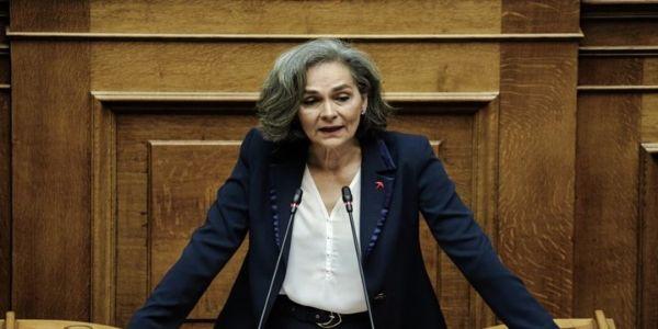 Σοφία Σακοράφα: Η πρώτη γυναίκα πρόεδρος του ΣΕΓΑΣ - Ειδήσεις Pancreta