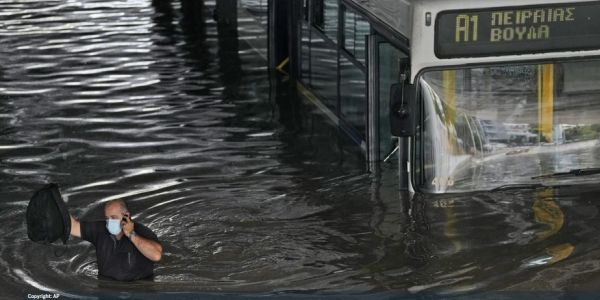Κακοκαιρία Μπάλλος - Στυλιανίδης: «Έχουμε μπροστά μας ένα δύσκολο διήμερο» - Ειδήσεις Pancreta