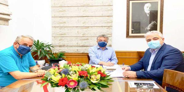 Συνεργασία Περιφέρειας Κρήτης και ΙΤΕ για τον έλεγχο έρευνας και εκμετάλλευσης υδρογονανθράκων (βίντεο) - Ειδήσεις Pancreta