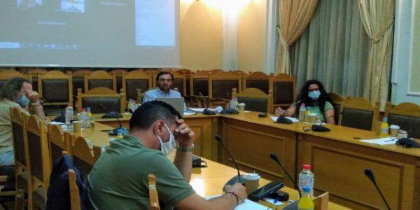 Ενημερωτική συνάντηση στη Περιφέρεια για Κυκλική Οικονομία στον Τουρισμό - Ειδήσεις Pancreta