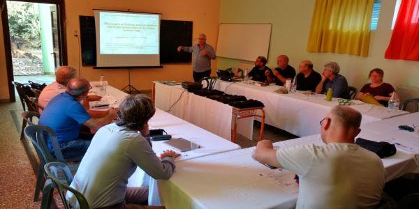 Διατήρηση της Αμπελιτσιάς στην Κρήτη-συνεδρίαση επιστημόνων στο Καβούσι - Ειδήσεις Pancreta