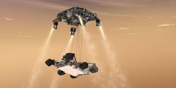 Κάθοδος στον Κόκκινο Πλανήτη: Προσεδαφίστηκε στον Άρη το Perseverance της NASA - Ειδήσεις Pancreta