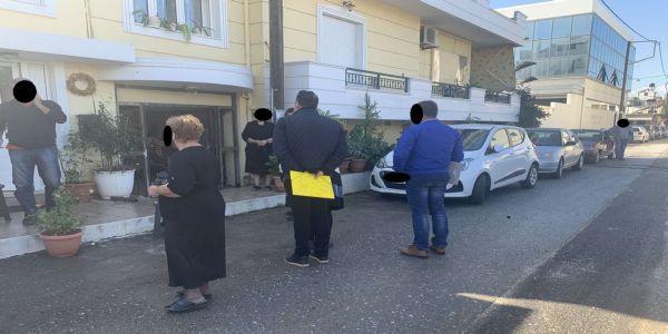Ξεκινήσαν οι αυτοψίες από την Ειδική Επιτροπή του Δήμου Ηρακλείου στις πληγείσες περιοχές - Ειδήσεις Pancreta