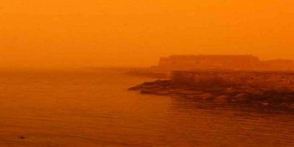 Διεθνές πείραμα στο Φινοκαλιά για την μελέτη της Αφρικανικής σκόνης
