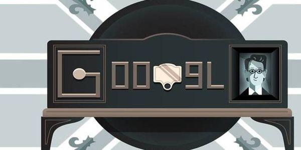 Το doodle της Goodle για τα 90 χρόνια από την πρώτη επίδειξη της τηλεόρασης<br /><br /> - Ειδήσεις Pancreta