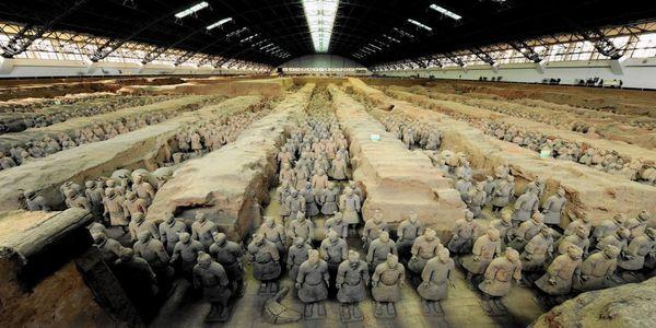 Απίστευτη ανακάλυψη: Ο διάσημος «Πήλινος Στρατός» στην Κίνα είναι δημιούργημα Ελλήνων γλυπτών - Ειδήσεις Pancreta